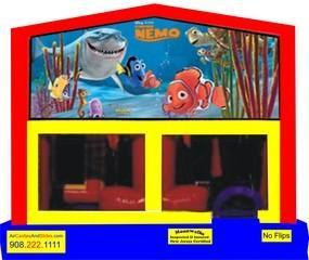 Themed Disney Finding Nemo 5in1 Combo WITH TUNNEL