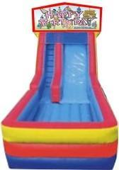 Themed Happy Bday Babies Slide