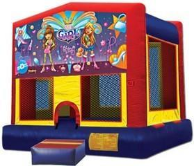 Themed Girl Thing Jump15x15