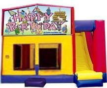 Themed Happy Bday Babies 4in1 Combo Standard