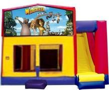 Themed Madagascar animals 4in1 Combo Standard