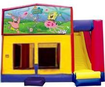 Themed Sponge Bob 4in1 Combo Standard