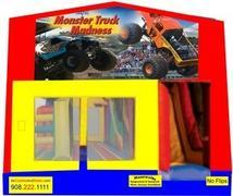 Themed Monster Truck Madness 5in1 Combo Classic