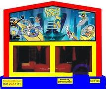 Themed Looney Tunes 5in1 Combo WITH TUNNEL