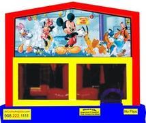 Themed Disney Mickey Mouse 5in1 Combo WITH TUNNEL