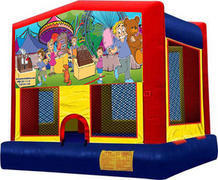 Themed Carnvail Party Jump15x15