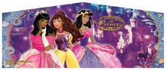 Themed Princesses Ethnic Obstacle Course 33