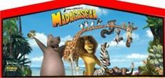 Themed Madagascar animals Slide