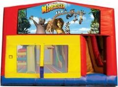 Themed Madagascar animals 5in1 Combo Classic