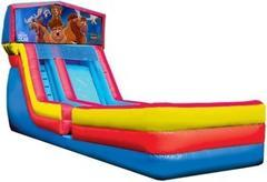 Themed Brother Bear Slide