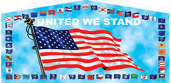 Themed United We Stand America 5in1 Combo Classic