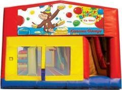 Themed Happy Birthday Curious George 5in1 Combo Classic