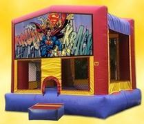 Themed Superman Jump15x15