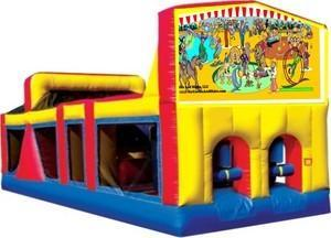 Themed Circus Fun M/L Obstacle Course 33