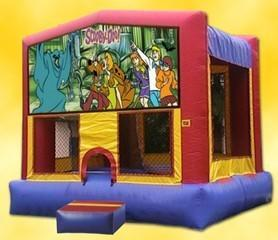 Themed Scooby Doo Jump15x15