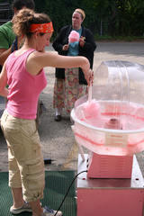 Supervision per hour MACHINES Cotton Candy