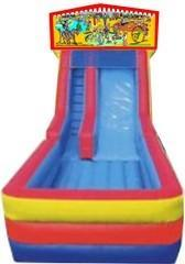 Themed Circus Fun M/L Slide