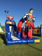 Superman Challenge Obstacle Course