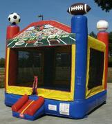 Sports Theme Bounce House