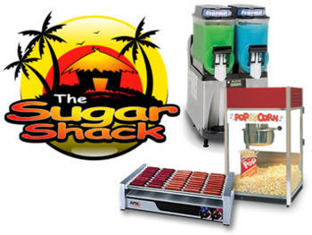 Sugar Shack Concession Packages