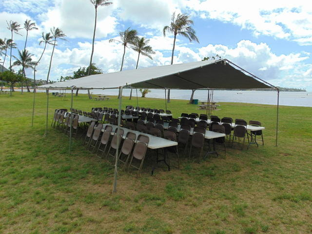 Tent Package C - 20X30