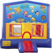 Bubble Guppies- 15x15