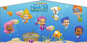 Bubble Guppies- 5n1 Combo