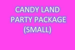 CANDYLAND PACKAGE (SMALL)