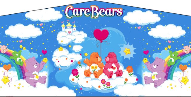 Care Bears- 4n1 Deluxe Combo
