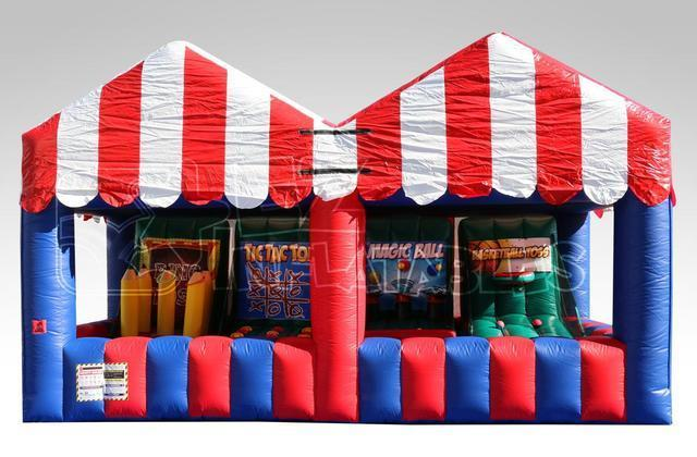 Carnival Game- 4 Activities