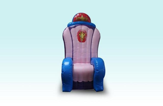 Princess Inflatable Chair