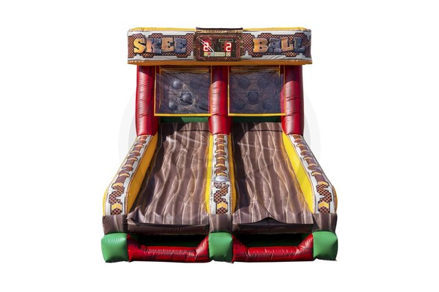 Skee Ball- (Digital Interactive)