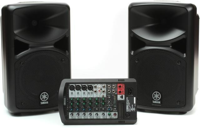 Portable Speaker System 680 Watts- Bluetooth