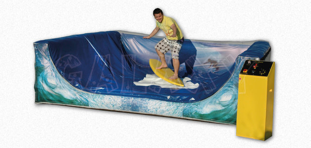 Mechanical Surf Ride