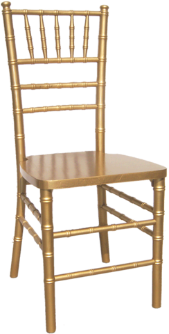 Chair- Chiavari Gold