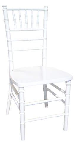 Chair- Chiavari White