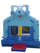 Blues Clues Bounce House (13x13)