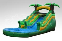14'H Tropical Waterslide- REG