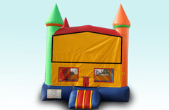 15X15 Character Themed Bounce House (Basketball Hoop Inside)