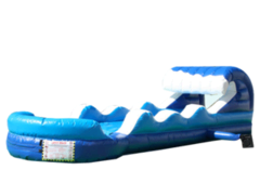 33'L Wave Slip n Slide (Single Lane)- REG