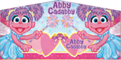 Abby Cadabby Panel