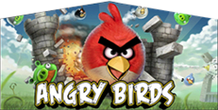 Angry Birds- 4n1 Curvy Slide Combo