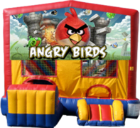 Angry Birds- 5n1 Combo