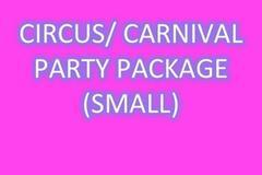 CIRCUS CARNIVAL PACKAGE (SMALL)