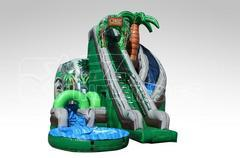 25ft Coconut Falls Water Slide