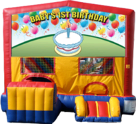 Baby First Birthday- 5n1 Combo