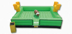 Mechanical Football Ride