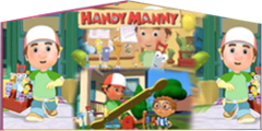 Handy Manny Panel