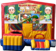 Handy Manny- 5n1 Combo