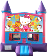 Hello Kitty- 15x15 Pink